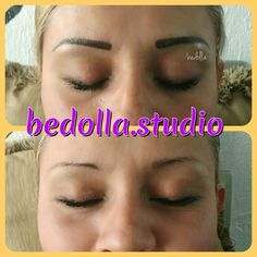 Bedolla.studio MAQUILLAJE PERMANENTE D CEJAS (chocolate light)