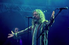 Robert Plant, Bergenfest 2014, photo: Hallgeir Olsen/Johannasvisions