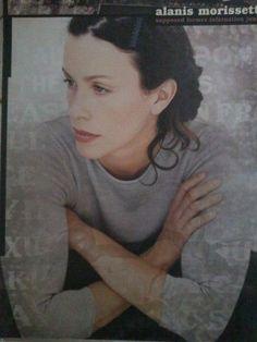 Alanis Morissette Supposed Former Infatuati
