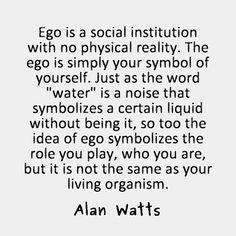 The Human Experience ( Alan Watts, The Words, Spiritual Wisdom, Spiritual Awakening, Funny Quotes, Life Quotes, Attitude Quotes, Quotes Quotes, Meditation Quotes