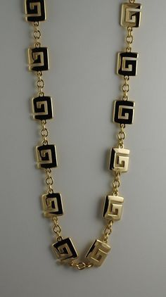 Trifari Vintage 34 Heavy Gold Plated Chain by ErikasCollectibles, $75.00
