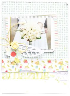 #papercraft #scrapbook #layout  amazing stories by all-that-scrapbooking at @Studio_Calico