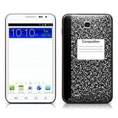 New Skin platform alert! Samsung Galaxy Note