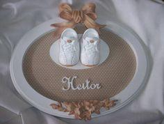 Enfeites para porta de maternidade e decoração do quarto.  Consulte-nos......fundo, apliques, nomes...fazemos com exclusividade para você. R$ 120,00