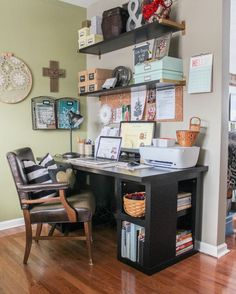 Ideas and Incentive to organize your home- craft and office space