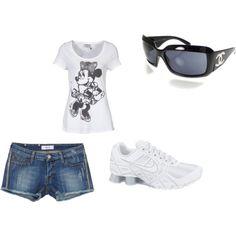 disney vacation wear, created by tashaems.polyvore.com