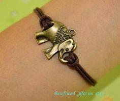 Hand woven bracelets leather bracelet with by Bestfriendgiftshop, $0.20