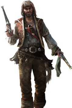 Calico Jack (Jack Rackham) - another famous pirate who appears in Assassins Creed IV: Black Flag - Characters - Assassins Creed IV: Black Flag (coming soon) - Game Guide and Walkthrough