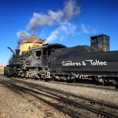 6. Cumbres & Toltec Scenic Railroad (Antonino) Train Rides In Colorado, Scenic Train Rides, Leadville Colorado, Colorado Hiking, Colorado Vacations, Summer Vacations, Denver Colorado, Places To Travel, Places To Visit