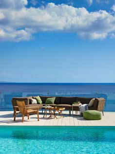BOXHILL's Conic Single Seater Module is an attractive, contemporary addition to any outdoor space. Pair it with our Conic 2-Seater Sofas (Left Module and Right Module) to create a substantial, yet comfortable, seating area. To learn more visit us at www.shopboxhill.com