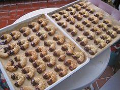 Mini Mandelhörnchen, ein schönes Rezept aus der Kategorie Backen. Bewertungen: 4. Durchschnitt: Ø 4,0.