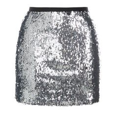 Topshop Dazzling Sequin Mini Skirt ($56) ❤ liked on Polyvore featuring skirts, mini skirts, bottoms, gonne, topshop, sparkle skirts, short skirts, party skirts, sparkly mini skirt and sequin skirts