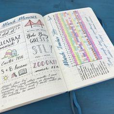 Memories & Monthly Tracker