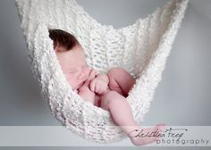 Baby Hammock Newborn Photography Prop -- Off-White is ready to ship -- Click to see more colors -- Over 500 sold -- Original Designer on Etsy, $30.00