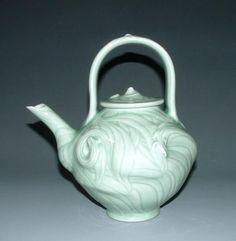 Fine Mess Pottery: Thursday Inspiration - Elaine Coleman