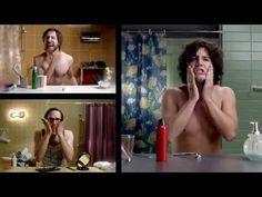 NIVEA FOR MEN Sensitive Advert 2012