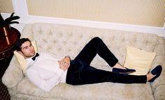Polished Gentleman Portraits : Cameron McNee Sphere Magazine