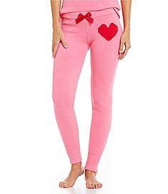 Betsey Johnson Cozy Sweater Lounge Pants #Dillards