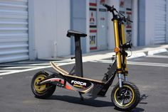 Present days people preferred buy things from online. Many companies sell their scooters by online. If you think about to buy eco friendly off road scooter online, then feel free to contact us @ Best Electric Bikes, Electric Bicycle, Electric Scooter, Electric Cars, Off Road Scooter, Scooter Bike, Scooters, Scooter Tout Terrain, Motorized Bicycle