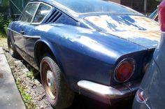 Italian Taunus: 1967 OSI 20m TS Coupe