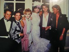 1984 Nick marrying Julie Ann  was devastating to all the Duranicks out there, including me!