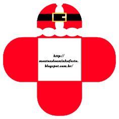 Montando a minha festa: Natal - Papai Noel