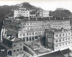 Houses at the Peak, Hong Kong, 1920s.