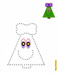 Jeux de points relier point point noel en maternelle no l cards - Points a relier noel ...