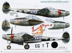 Ww2 Aircraft, Fighter Aircraft, Military Aircraft, Aviation Theme, Aviation Art, Nose Art, Air Fighter, Fighter Jets, Scale Models