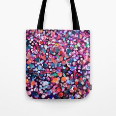 Buy Bright Polka Dot(9) Tote Bag by maryberg. Worldwide shipping available at Society6.com. Just one of millions of high quality products available.