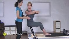 Pilates for Athletes : : Disassociation of the Upper and Lower Body on Vimeo Pilates Challenge, Pilates Workout Routine, Pilates Reformer Exercises, Pilates Training, Kickboxing Workout, Workout At Work, Workouts, Club Pilates, Pilates At Home