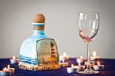 Secret of the Sea Beach Wedding Decor Tabletop by BeauMiracle, $120.00