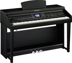 Bring out your inner musician with the new Clavinova CVP-601 digital piano.