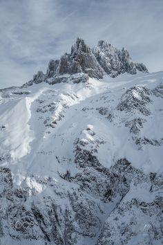 Engelberg - Fürenalp Engelberg, Winter Photos, Mount Everest, Mountains, Nature, Travel, Winter Pictures, Naturaleza, Viajes