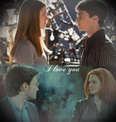 Harry and . - Who would've you liked Harry to end up with? They seemed to understan question and answer in the Harry James Potter club Gina Harry Potter, Harry Potter Ginny Weasley, Harry Potter Actors, Always Harry Potter, Harry And Ginny, Harry Potter Ships, Harry Potter Jokes, Harry Potter Universal, Harry Potter World