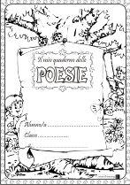 copertina quaderno delle poesie
