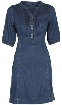 <3 Jean Dress Outfits, Denim Skirt Outfits, Mom Outfits, Jeans Dress, Casual Outfits, Denim Fashion, Fashion Pants, Fashion Dresses, Blue Jean Dress
