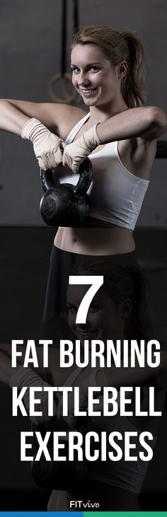 Arm workouts with weights. Here are 7 kettlebell to get rid of flabby arms. The workout routine can be done at the gym with some equipment or at home. Challenge yourself and tone your arms. It's about time to look sexy with sleeveless tops for the summer . These are great for abs and weight loss around the belly.
