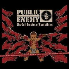 Public Enemy - The Evil Empire of Everything, Blue