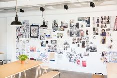 Image result for mood board walls