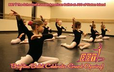 WELCOME TO THE BBT/SCHOOL OF RUSSIAN BALLET AT STATEN ISLAND: http://www.brightonballet.org/staten_island.html    Now is the time to register for dance classes to ensure your child's placement at JCC of Staten Island!    #SI #statenisland #dance #ballet #dancing