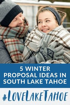 Thinking of popping the question? Winter in Lake Tahoe is an extra magical time to get engaged. We're sharing all the best ideas for a romantic and memorable Lake Tahoe proposal. Winter Proposal, Best Proposals, South Lake Tahoe, Most Romantic, How To Memorize Things, Winter Hats, Ideas, Thoughts