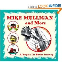 Mike Mulligan & More: Four Classic Stories by Virginia Lee Burton