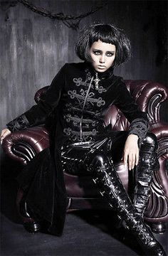 Punk Rave Womens Jacket Coat Baratheon Black Velvet Gothic Steampunk Pyon Vamp