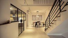 G Maisonette, Singapore on Behance