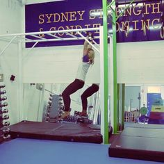 sydneystrengthconditioning's video on Instagram