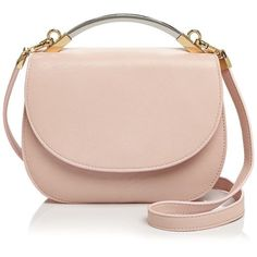 edba39783dd32b Cynthia Rowley Gemma Crossbody (1.348.120 IDR) ❤ liked on Polyvore  featuring bags, handbags, shoulder bags, crossbody handbags, pink  crossbody, cross body, ...