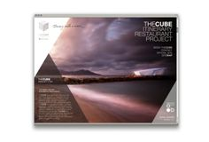 The Cube by Electrolux on Editorial Design Served