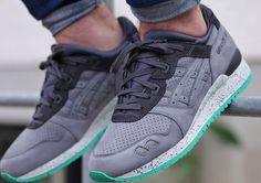 A Closer Look At The Asics Gel Lyte 3 Mid In Cream
