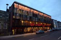 Creative Review - Merseyside Neon: Jake Tilson's signage for Haworth Tompkins's rebuild of the Everyman